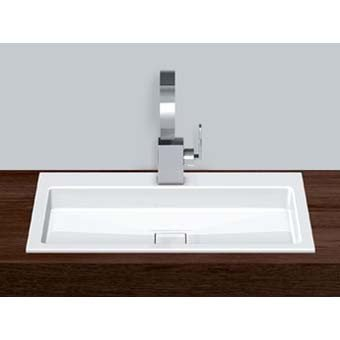 Alape X Plicit Eb Re700h 2 Inbouwwaskom Bovenbouw 2208000000
