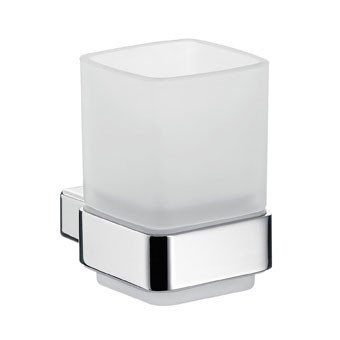 Emco Loft glashouder m. glas wandmodel - 52000100