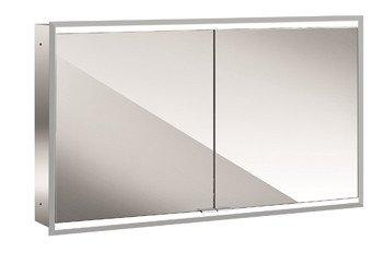 Emco Asis Prime 2 spiegelkast inbouw met 2 deuren met LED ...