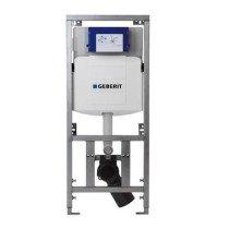 Burda WC-element m. Geberit inbouwreservoir UP320 zelfdragend - 701131