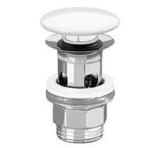 Villeroy & Boch afvoerplug push open wit - 8L033401