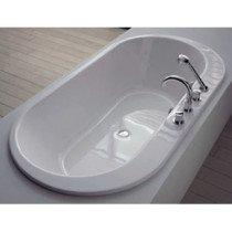 Hoesch Foster kunststof bad acryl ovaal inbouw - 6476010