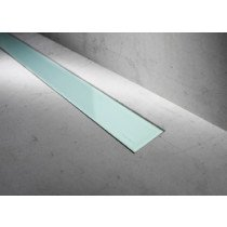 Easy Drain Modulo Basic rooster glas groen zonder inbouwdeel 70cm - MBGG700