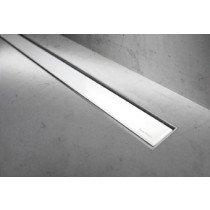 Easy Drain Modulo Luxe/TAF rooster glas wit zonder inbouwdeel 120cm - MLGW1200