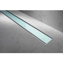 Easy Drain Modulo Luxe/TAF rooster glas groen zonder inbouwdeel 90cm - MLGG900