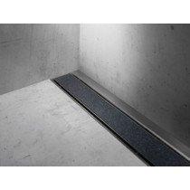 Easy Drain Modulo Luxe-wall/TAF rooster zero/tegel zonder inbouwdeel 120cm - MLWZT1200