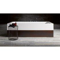 Bette One Relax Highline bad plaatstaal dikwandig rechthoekig vrijstaand - 3323000CFXXH