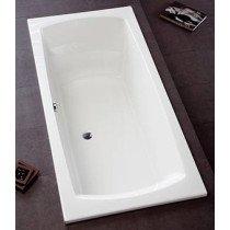 Hoesch Largo kunststof bad acryl rechthoekig - 3707010