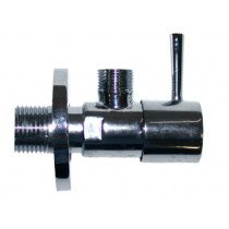 Plieger design hoekstopkraan rond - 4058016
