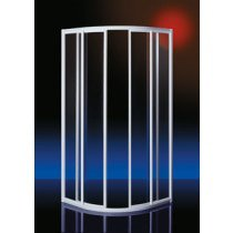 Plieger Class douchecabine kwartrond 3mm glas - 4283058