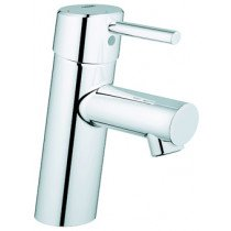 Grohe Concetto 1-gats wastafelkraan m. gladde body - 2338510E