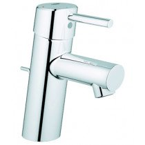 Grohe Concetto 1-gats wastafelkraan m. waste m. waste - 2338010E