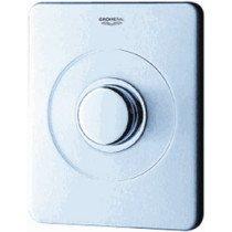 Grohe bedieningsplaat v. WC drukspoelers - 43193000