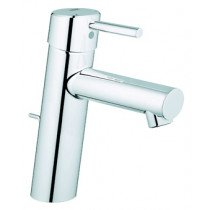 Grohe Concetto 1-gats wastafelkraan medium m. waste m. waste - 23450001