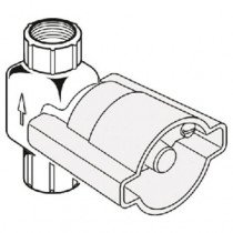 "Ideal Standard Universeel inbouwset v. stopkraan 1/2"" rubber dichting - A2355NU"