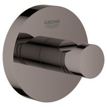 Grohe Essentials handdoekhaak hard graphite - 40364A01