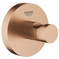 Grohe Essentials handdoekhaak brushed warm sunset - 40364DL1