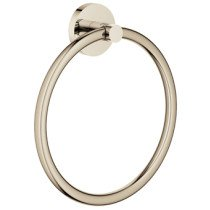 Grohe Essentials handdoekring diameter 18cm nikkel - 40365BE1