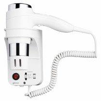 Geesa Hairdryer haardroger 3-standen wit/chroom - 6476