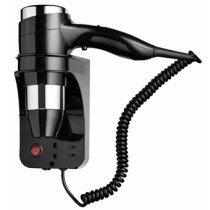 Geesa Hairdryer haardroger 3-standen zwart/chroom - 6478