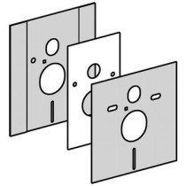 Geberit Duofix afdekplaat t.b.v. duofix WC-element UP300 - 115396001