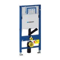 Geberit Duofix WC-element v. wandcloset H112 frontbediend m. UP320 inbouwreservoir - 111364005