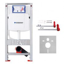 Burda BS+ Plus WC-element plusmet Geberit inbouwreservoir UP320 112cm breedte 52.5cm - 211089