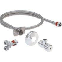 Geberit AquaClean wateraansluitset voor inbouwreservoirs 12cm  - 147035001