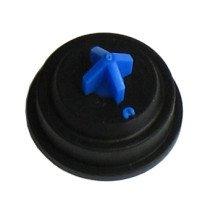 Wisa membraan en steunplaat t.b.v. flotteur - 8050800311