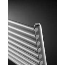 Vasco Agave HRM designradiator horizontaal 1114x500mm 639W - aansluiting 1188 - 1118305001114118890160000