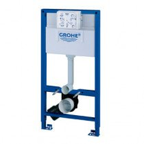Grohe Rapid SL WC-element voor voorwand- of systeemmontage laag - 38525001