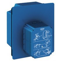 Grohe rapido U inbouw urinoirspoeler - 37338000