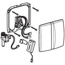 Geberit Basic urinoir stuursysteem infrarood batterijvoeding - 115804115