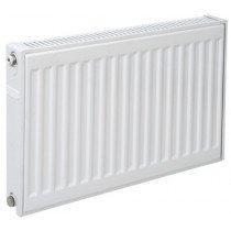 Plieger paneelradiator compact type 11 400x400mm antraciet metallic 258W - 7340719