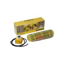 Magnum Mat elektrische vloerverwarming incl. klokthermostaat 2.5m2 375W - 200505
