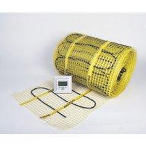 Magnum Mat Small elektrische vloerverwarming incl. klokthermostaat - 200075