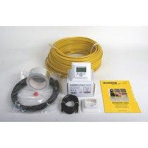 Magnum Cable elektrische vloerverwarming incl. klokthermostaat 29.3m 500W - 100505
