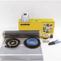 Magnum Foil elektrische vloerverwarming incl. klokthermostaat - 361005
