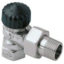 Heimeier thermostatische radiatorafsluiter haaks - 220101000