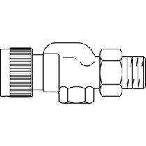 Oventrop thermostatische radiatorafsluiter AV 6 - 1183963