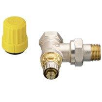 "Danfoss thermostatische radiatorafsluiter haaks 3/4"" Kvs = 0,57 m3/h - RA-UN20 - 013G3005"