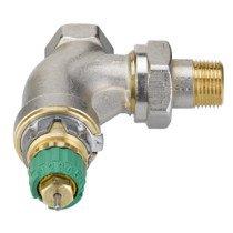 """Danfoss thermostatische radiatorafsluiter haaks verkeerd 1/2"""" - 013G7713"""