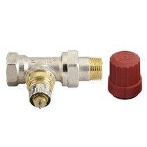 "Danfoss thermostatische radiatorafsluiter recht verkort 3/4"" Kvs = 0,57 m3/h - RA-N20 - 013G0016"