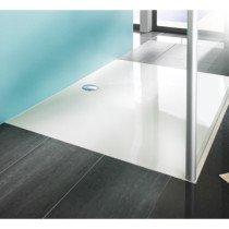 Huppe EasyStep kunststof douchebak acryl rechthoekig 170x100x3cm - 215231055