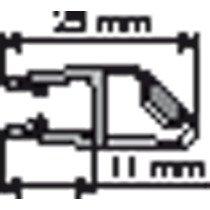 Huppe Divers magneetlijst - 70031