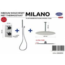 Best-Design New Milano inbouw doucheset - 3860850