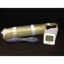 Best-Design Cheap electrische vloerverwarming 1 m2 150 watt - 3875010