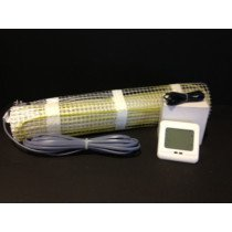 Best-Design Cheap electrische vloerverwarming 2 m2 300 watt - 3875030