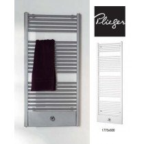 Plieger Lucca designradiator horizontaal 1775x600mm wit 982W - 7253368