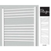 Plieger Palermo designradiator horizontaal 1702x500mm mat wit 799W - 7252251